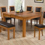 Expandable Dining Table Bench DIY