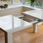 Expandable Dining Table Bench Designs