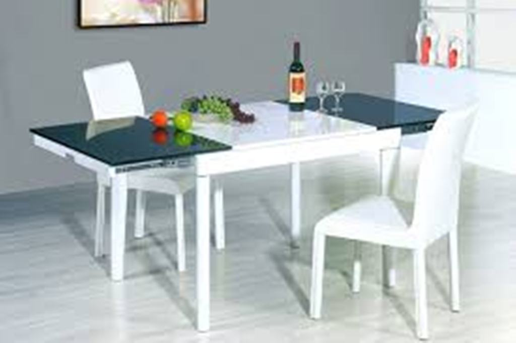 Image of: Expandable Dining Table Bench Plans