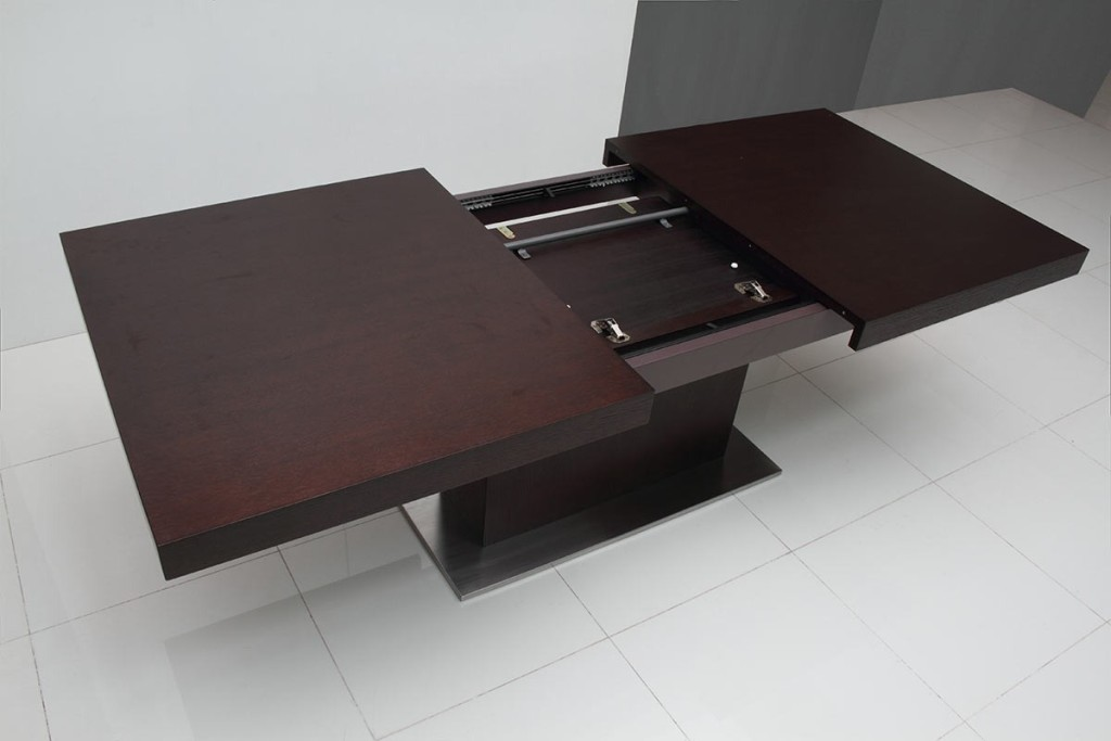 Expandable Dining Table Bench Seat with Back