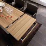 Expandable Dining Table Bench With Storages