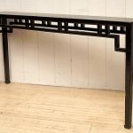 Extra Long And Narrow Console Table