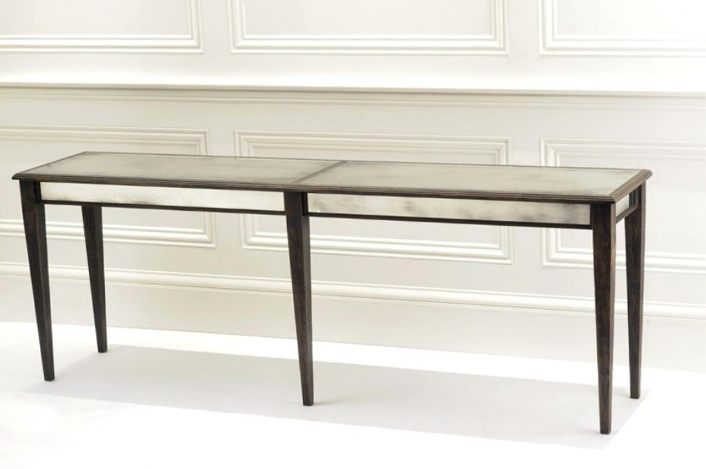 Picture of: Extra Long Narrow Console Table