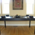 Farmhouse Dining Room Table Plans Bench