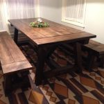 Farmhouse Dining Room Table Plans DIY