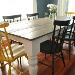 Farmhouse Dining Room Table Plans Plans