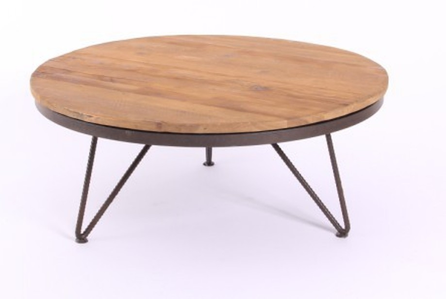 Image of: Folding round tables and chairs