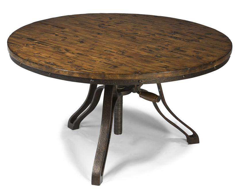 Picture of: Folding round tables