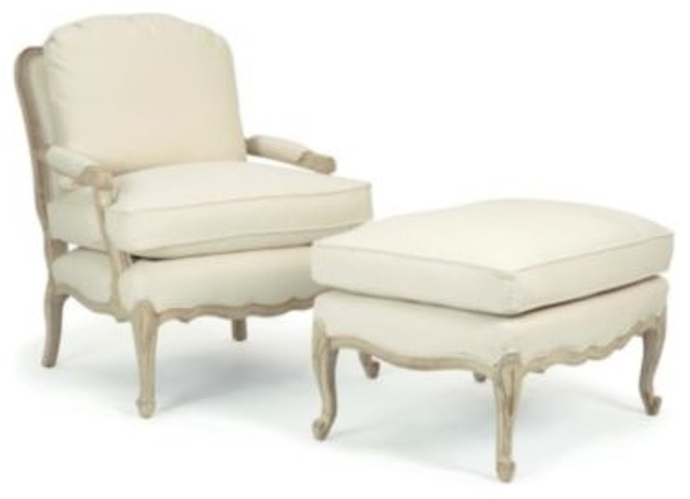 Image of: French Accent Chair Recliners