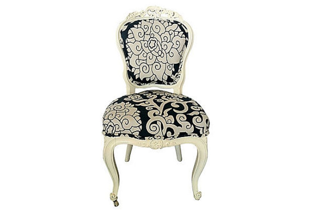 Image of: French Accent Chair for Living Room