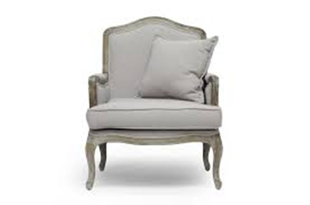 French Accent Chairs With Arms