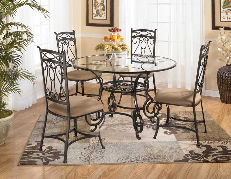 Image of: French Centerpiece for Dining Room Table