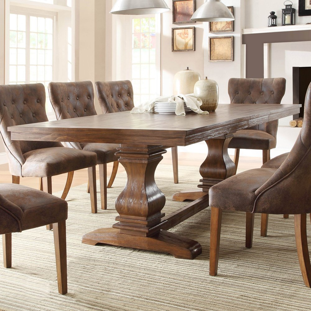 Picture of: Furniture Restoration Hardware Dining Table