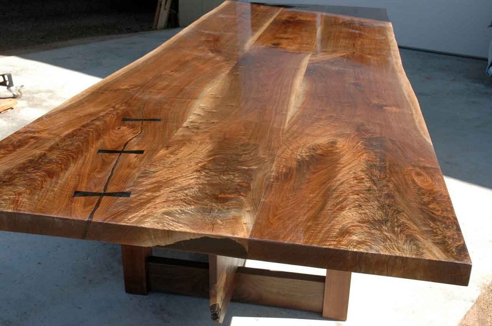 Image of: Furniture Wood Slabs For Table Tops