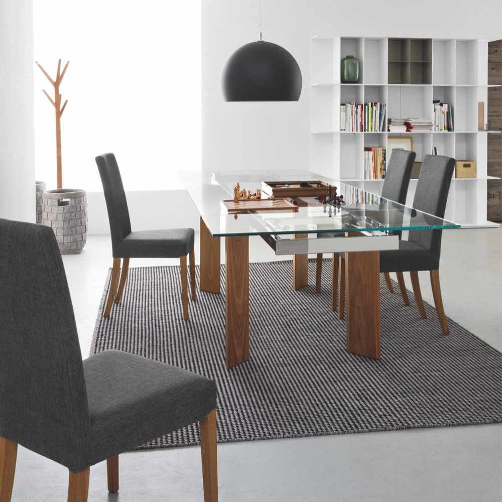Image of: Gallery Calligaris Dining Table