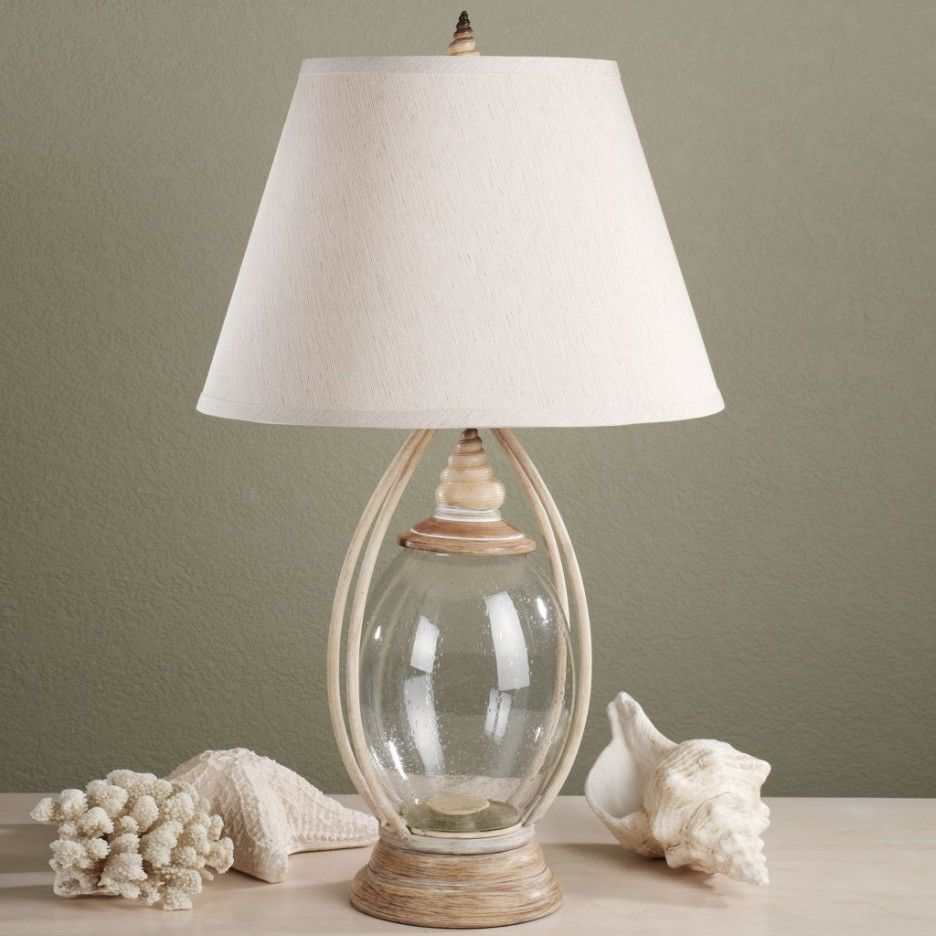 Glass Ball Table Lamp Plan