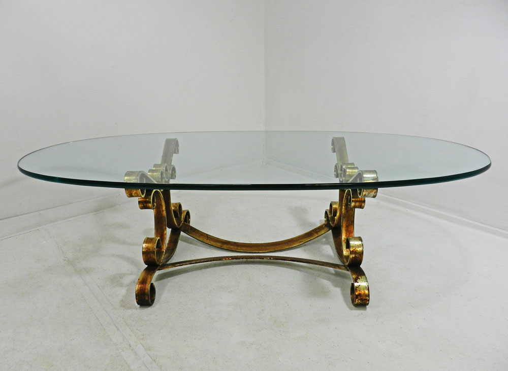 Image of: Glass Cocktail Tables Clasick