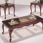Glass Coffee Table Sets Antique