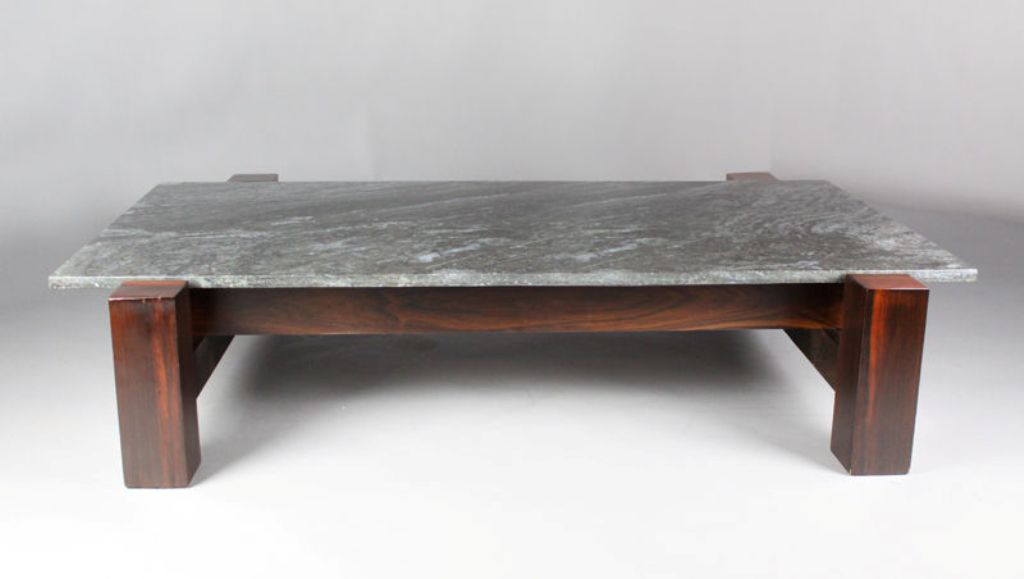 Image of: Granite Coffee Table Ideas