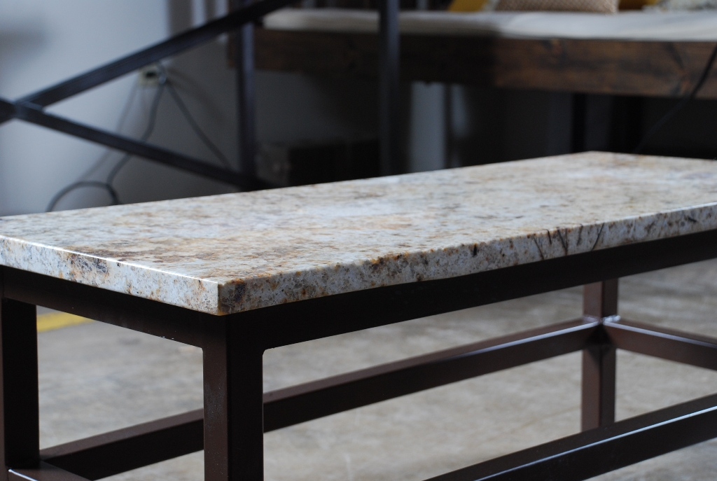 Image of: Granite Coffee Table Tops