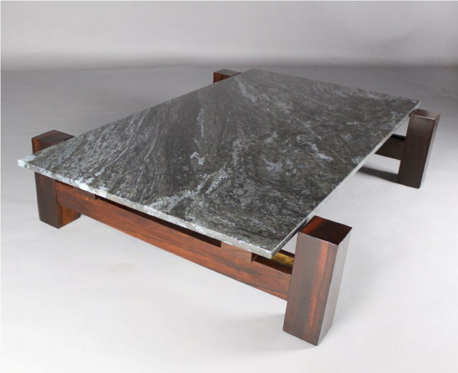 Picture of: Granite Coffee Table and End Table