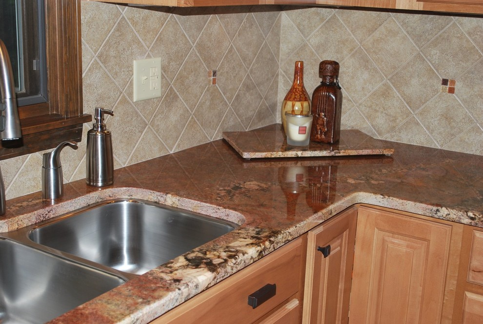 Picture of: Granite Table Tops Brown