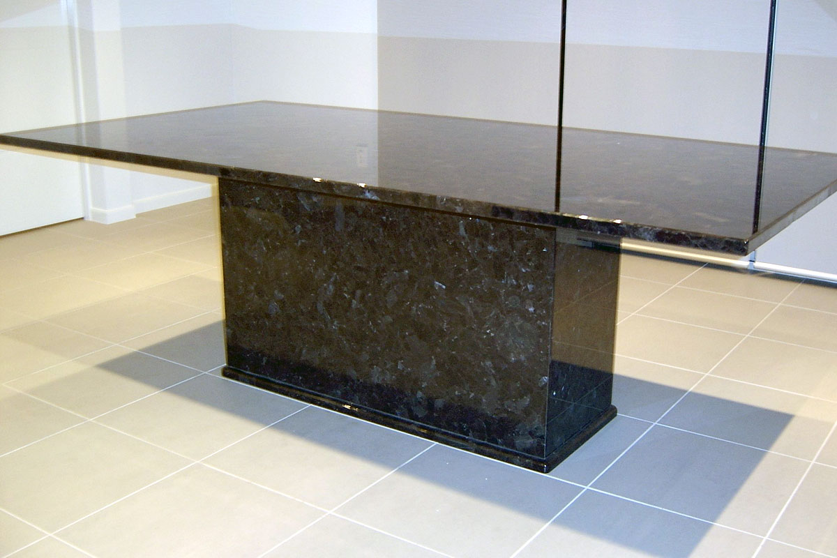Picture of: Granite Table Tops Large Antiq