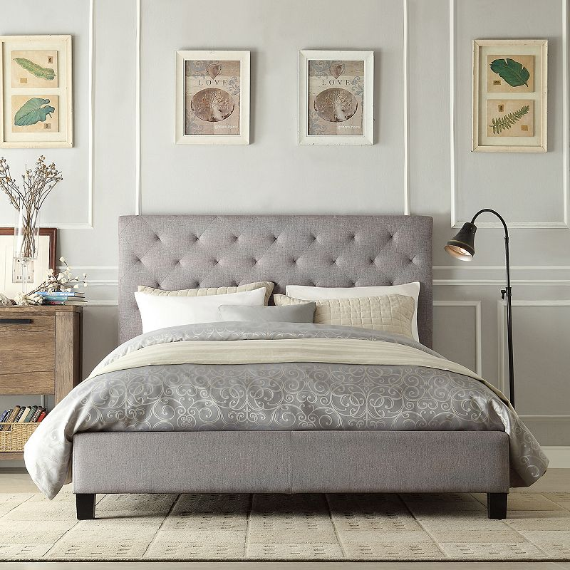 Picture of: Gray Bedroom Furniture Kill