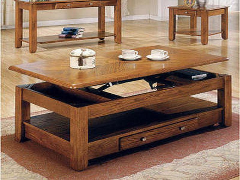 Picture of: Great Convertible Coffee Table