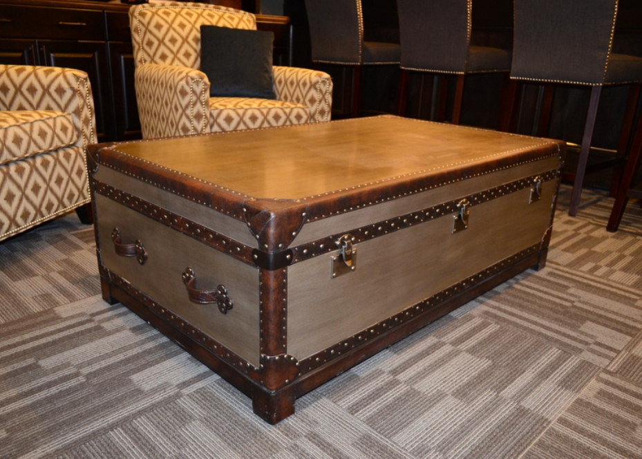 Picture of: Hooker Coffee Table Height