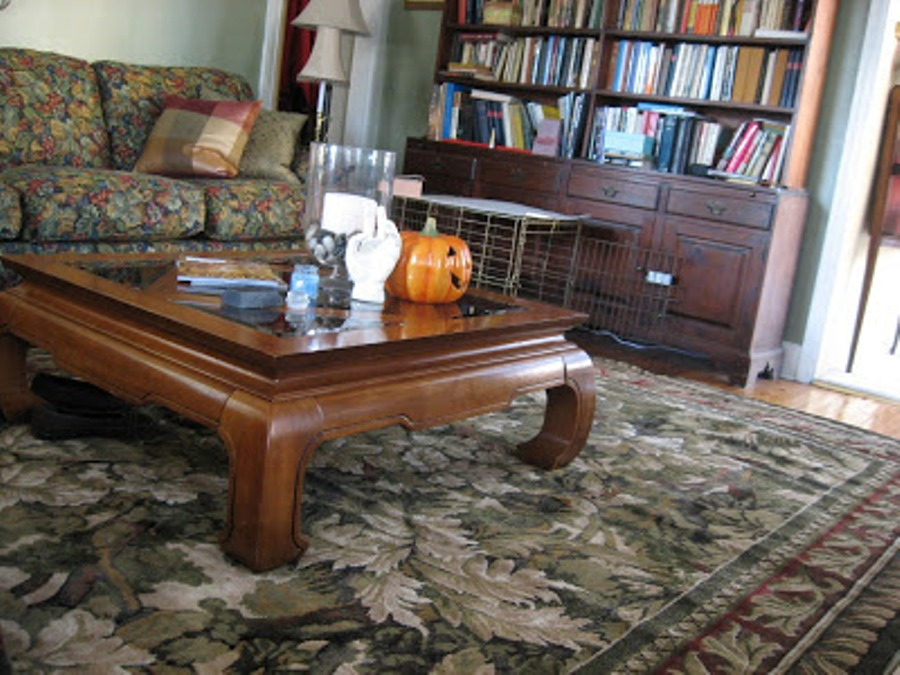 Image of: Hooker coffee table legs