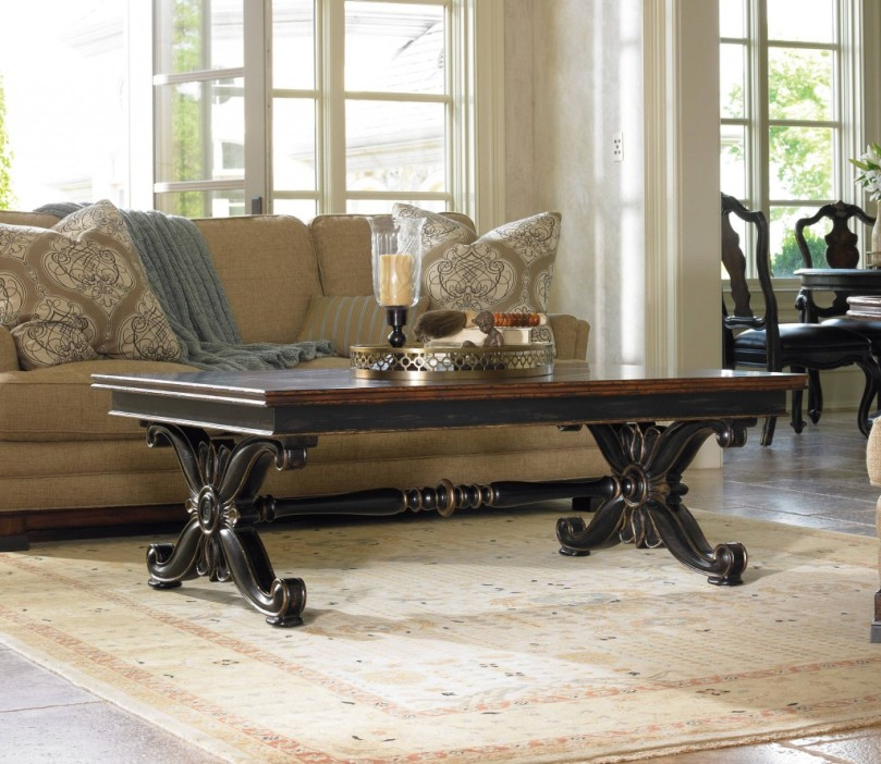 Image of: Hooker coffee table walmart