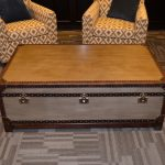 Hooker Coffee Table With Storage
