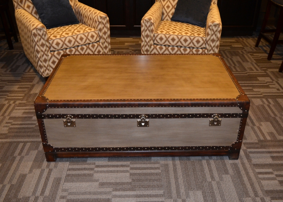 Picture of: Hooker Coffee Table With Storage