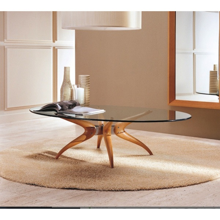 Image of: ideas oval coffee tables