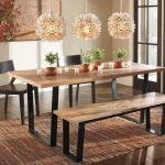 Interior Reclaimed Wood Dining Tables