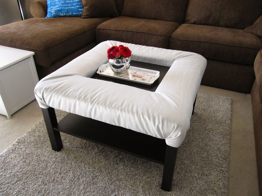 Picture of: Lack coffee table assembly