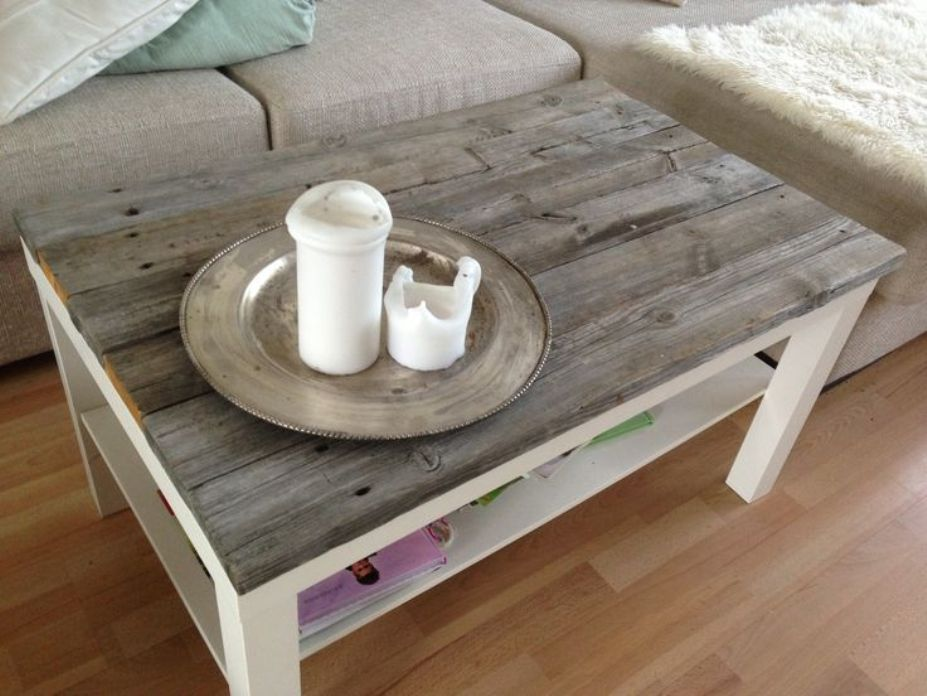 Picture of: Lack coffee table instructions