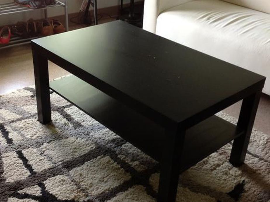 Picture of: Lack coffee table