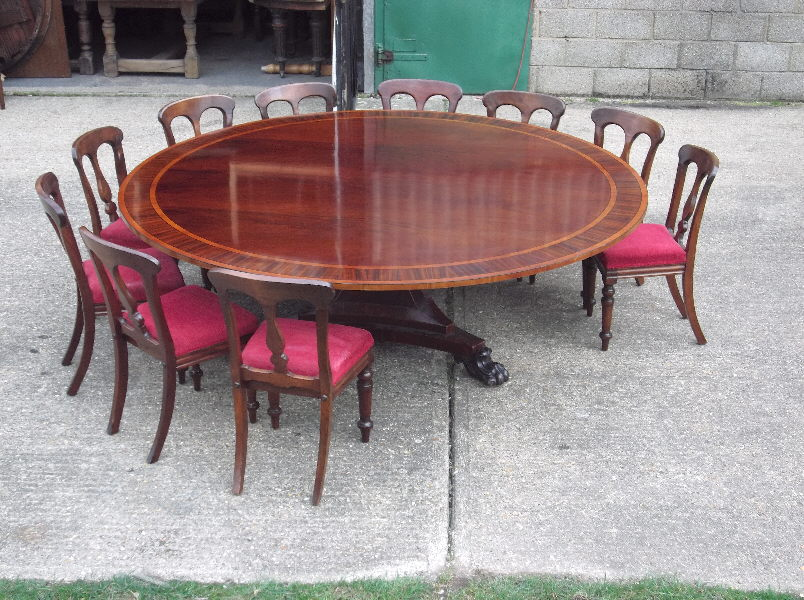 Image of: Large Dining Room Table Seats 12 Outdoor