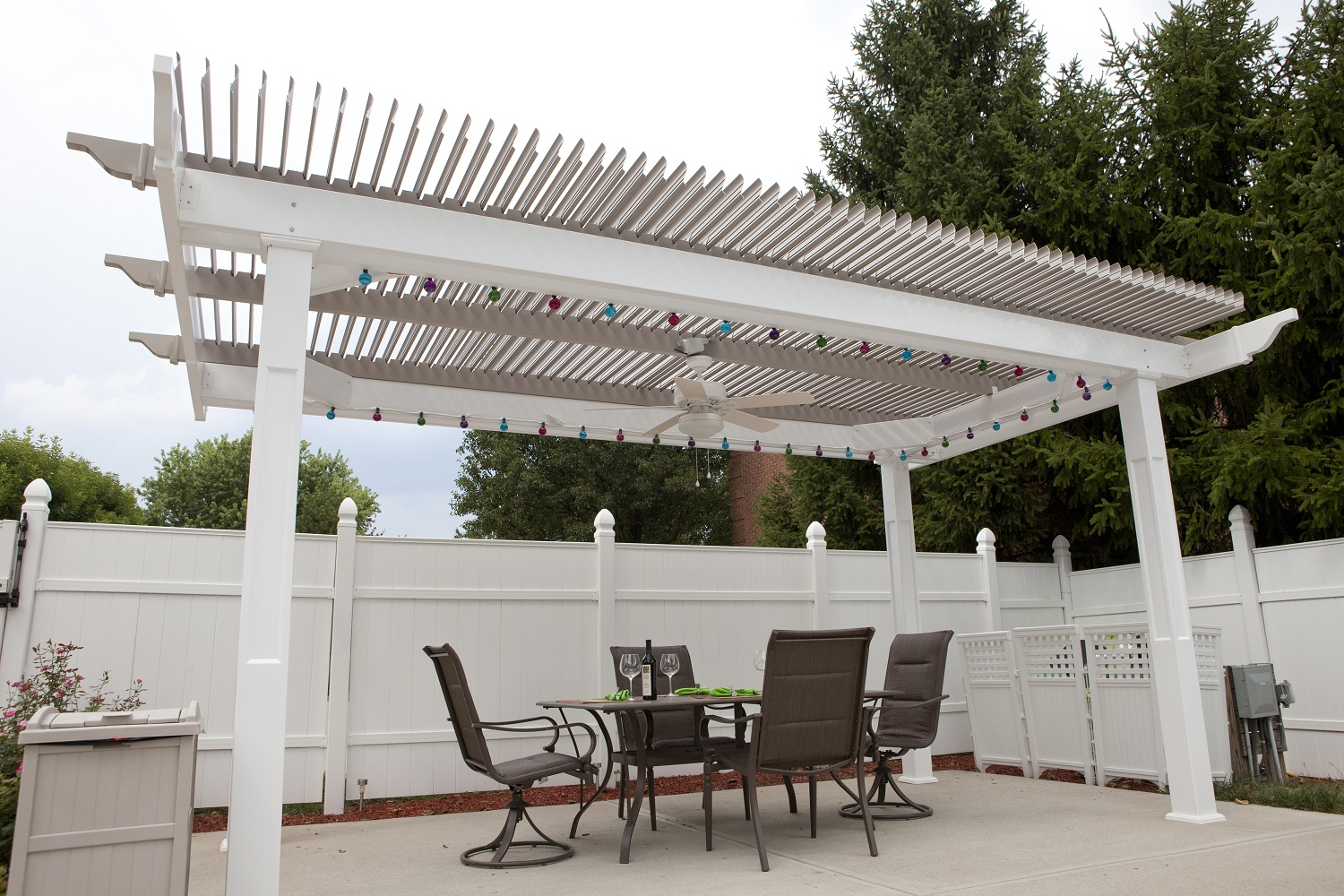 Picture of: Latest retractable patio covers