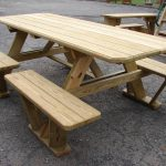 Long Wood Picnic Table Plans
