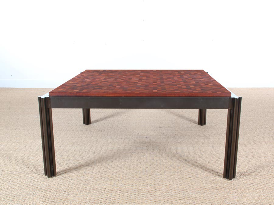 Image of: mid century modern coffee table model