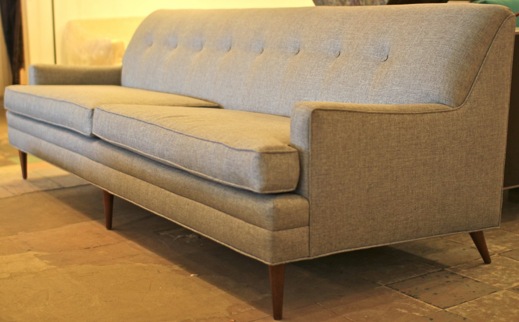 Mid Century Modern Loveseat Collection