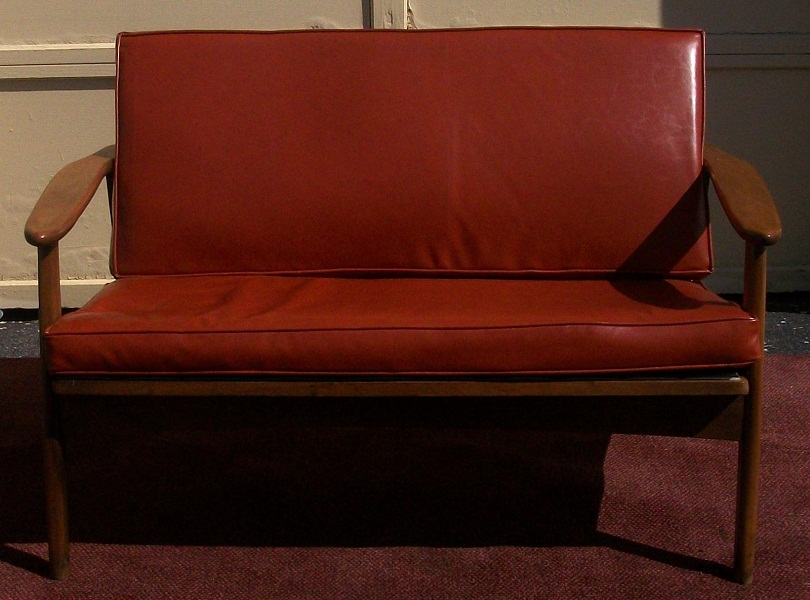Picture of: Mid Century Modern Loveseat Styles