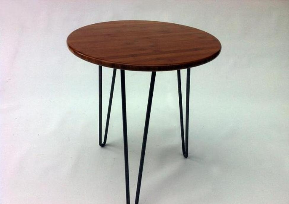 Picture of: Mid Century Modern Side Table Living Room