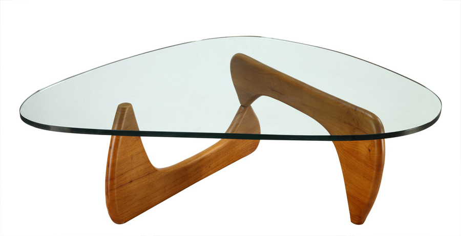 Image of: Model Noguchi Coffee Table