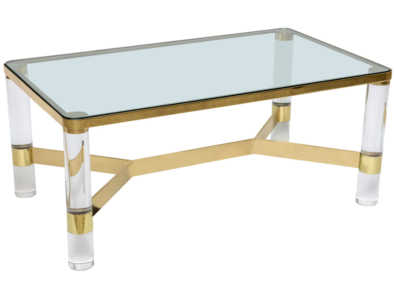 Modern Acrylic Coffee Table