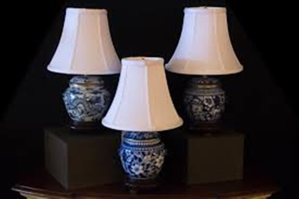Picture of: Modern Bronze Table Lamps