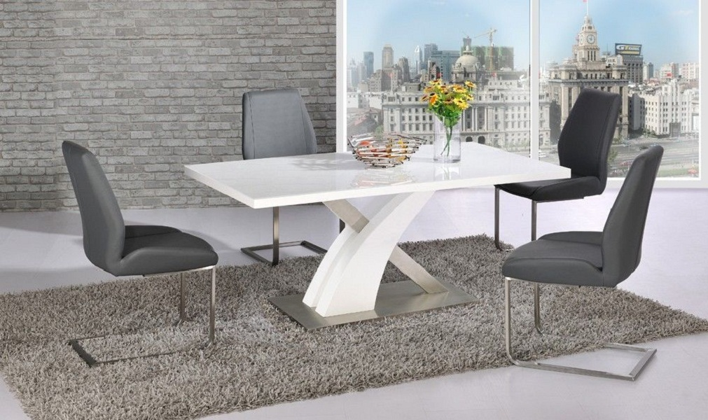 Image of: Modern Dining Tables Set